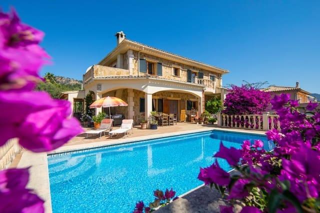 4 soveværelse Villa til salg i Es Capdella med swimmingpool - € 995.000 (Ref: 5261490)