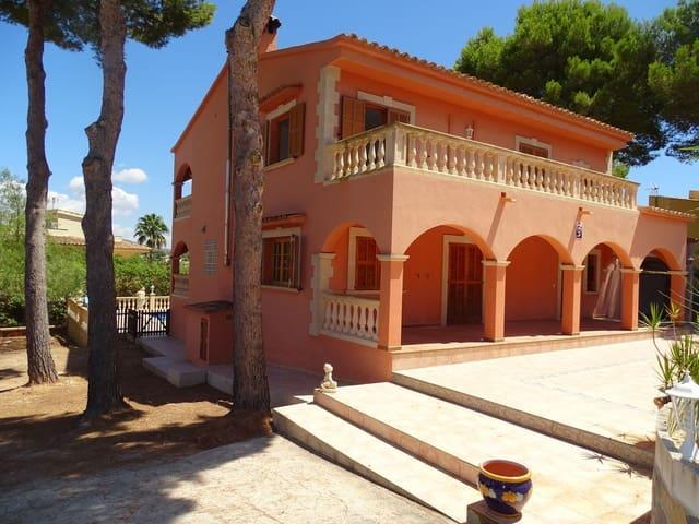 5 soverom Villa til leie i Santa Ponsa med svømmebasseng - € 4 500 (Ref: 5554162)