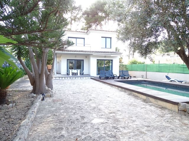 4 soverom Villa til leie i El Toro / Port Adriano med svømmebasseng - € 2 900 (Ref: 5719089)