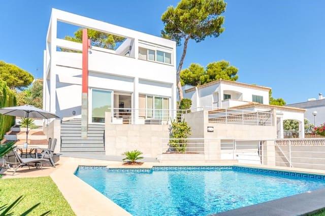 3 quarto Moradia para venda em El Toro / Port Adriano com piscina garagem - 1 300 000 € (Ref: 5907030)