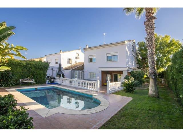 Casa de 5 habitaciones en San Antonio de Benagéber en venta - 350.000 € (Ref: 5727747)