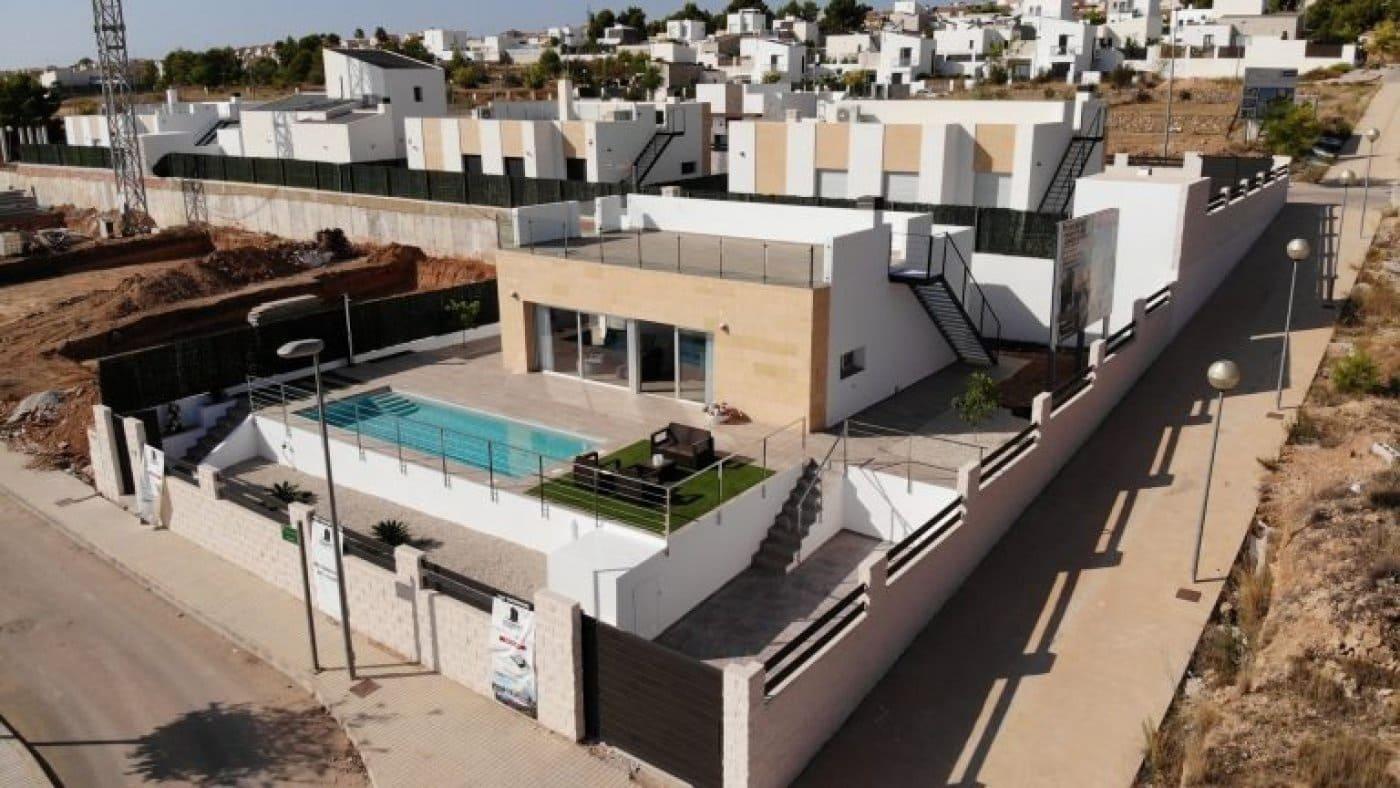 Finca/Casa Rural de 3 habitaciones en Polop en venta - 295.000 € (Ref: 4418666)