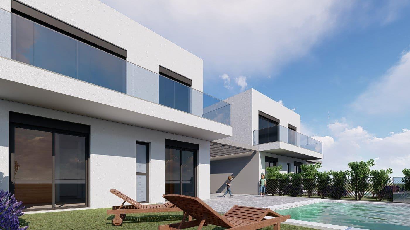 Chalet de 3 habitaciones en Polop en venta con piscina - 307.000 € (Ref: 4713825)