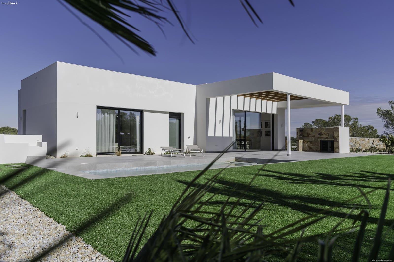 Chalet de 3 habitaciones en Las Colinas Golf en venta con piscina garaje - 539.000 € (Ref: 3404547)