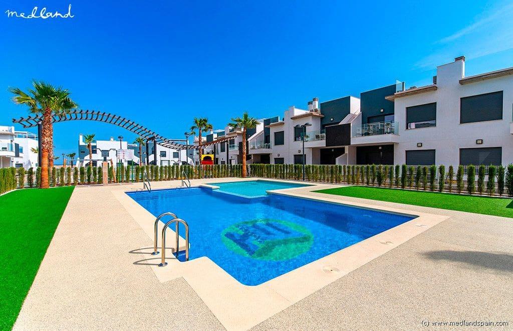 Apartamento de 1 habitación en Pilar de la Horadada en venta con piscina - 94.900 € (Ref: 4451844)