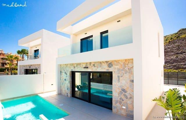 3 sovrum Villa till salu i Aguilas med pool - 256 000 € (Ref: 4509980)