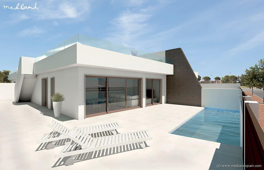 Casa de 3 habitaciones en Pilar de la Horadada en venta con piscina garaje - 299.900 € (Ref: 4519607)