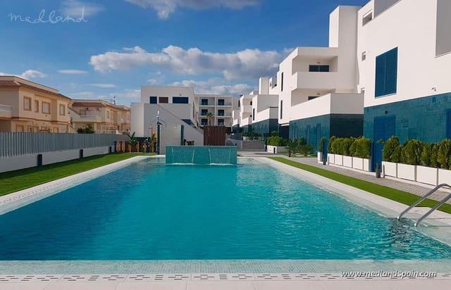 2 soveværelse Lejlighed til salg i Playa Flamenca med swimmingpool - € 165.000 (Ref: 5878670)