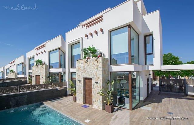 3 soveværelse Villa til salg i Ciudad Quesada med swimmingpool - € 319.000 (Ref: 5878747)