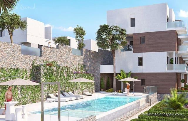 2 soveværelse Lejlighed til salg i Las Ramblas Golf - € 203.000 (Ref: 5878844)
