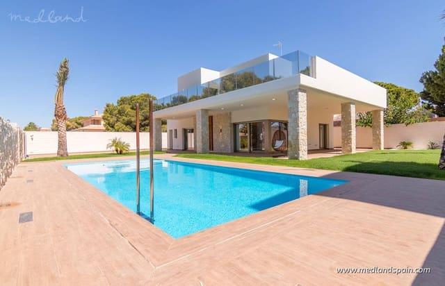 5 soveværelse Villa til salg i Campoamor med swimmingpool - € 975.000 (Ref: 5878924)