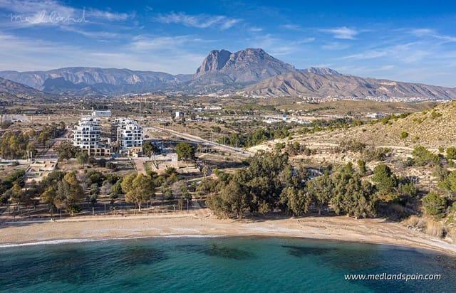 2 soveværelse Lejlighed til salg i La Villajoyosa / Vila Joiosa med swimmingpool - € 305.000 (Ref: 5878987)