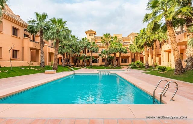 1 soveværelse Lejlighed til salg i Los Alcazares med swimmingpool - € 103.000 (Ref: 5879002)