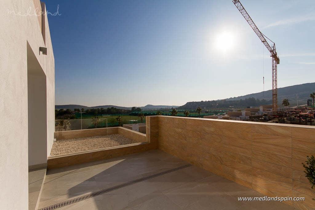 3 soveværelse Byhus til salg i Algorfa med swimmingpool - € 403.300 (Ref: 5879076)