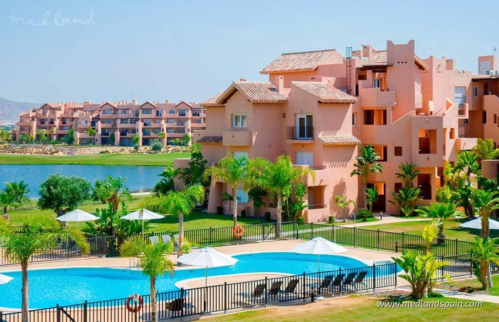 3 quarto Apartamento para venda em Murcia cidade com piscina - 159 900 € (Ref: 5886538)
