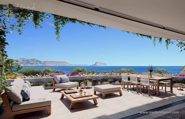 2 soveværelse Lejlighed til salg i Albir med swimmingpool - € 435.500 (Ref: 5979480)