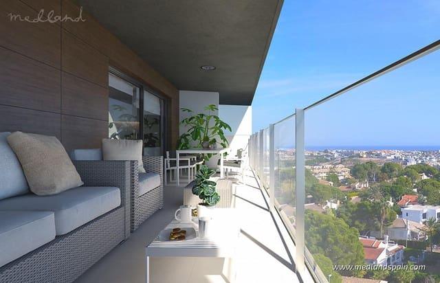 3 soveværelse Lejlighed til salg i Campoamor med swimmingpool - € 179.500 (Ref: 6084804)