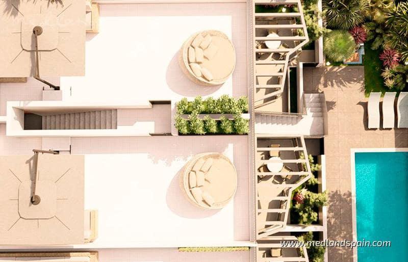 2 soveværelse Lejlighed til salg i San Javier med swimmingpool - € 205.000 (Ref: 6084805)