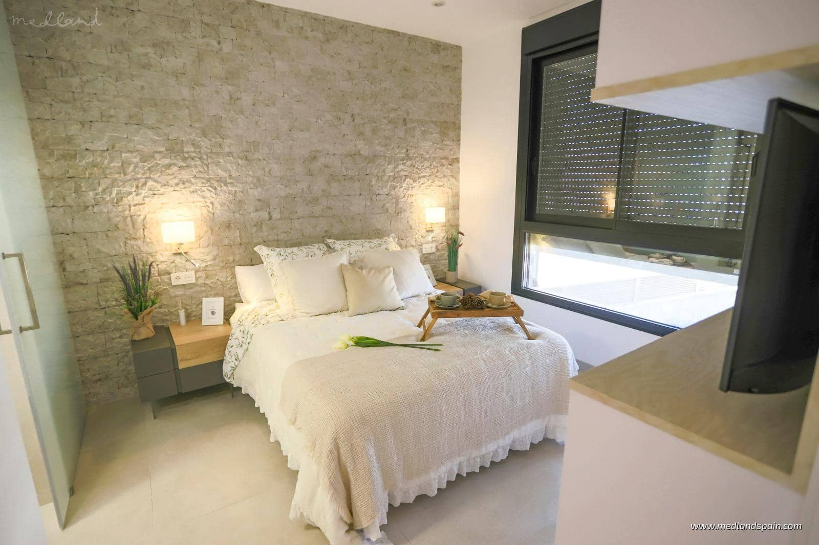 3 quarto Apartamento para venda em Lo Pagan com piscina - 223 900 € (Ref: 6116595)