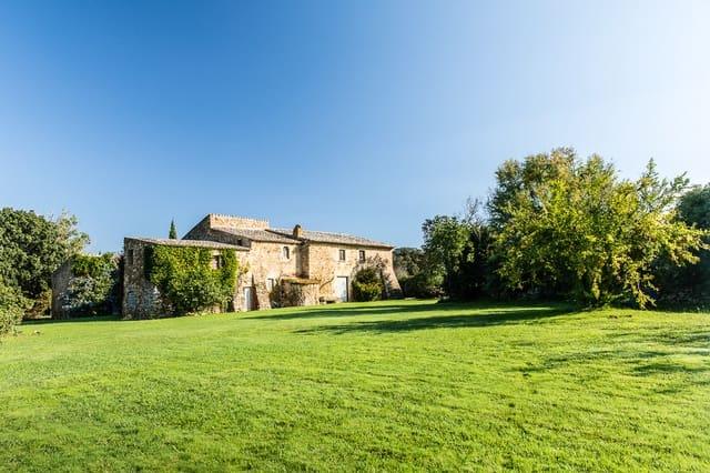 Finca/Casa Rural de 7 habitaciones en Pals en venta con piscina - 2.750.000 € (Ref: 4560282)