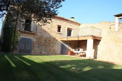 Casa de 5 habitaciones en Ullastret en venta con piscina garaje - 1.100.000 € (Ref: 4589231)