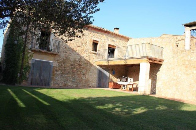 5 Zimmer Haus zu verkaufen in Ullastret mit Pool Garage - 1.100.000 € (Ref: 4589231)
