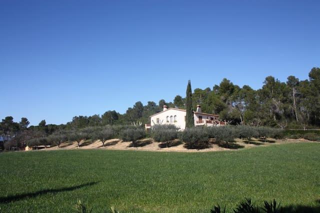 Finca/Casa Rural de 5 habitaciones en Forallac en venta con piscina garaje - 1.500.000 € (Ref: 4589235)