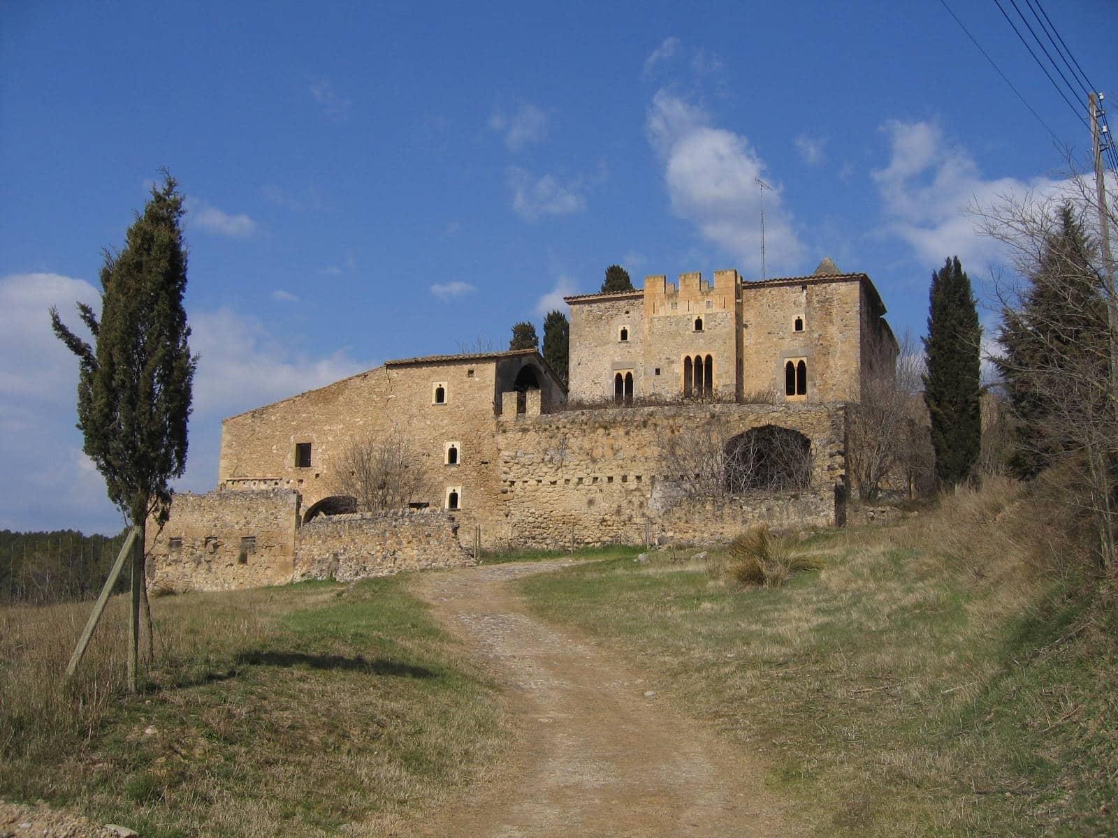10 camera da letto Finca/Casa di Campagna in vendita in Garrigas - 650.000 € (Rif: 4608618)