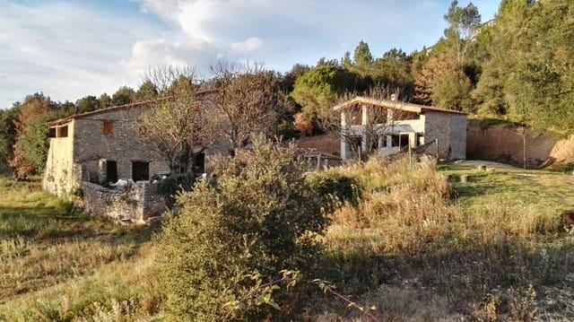 4 sovrum Finca/Hus på landet till salu i Sant Marti de Llemena med garage - 375 000 € (Ref: 4608676)