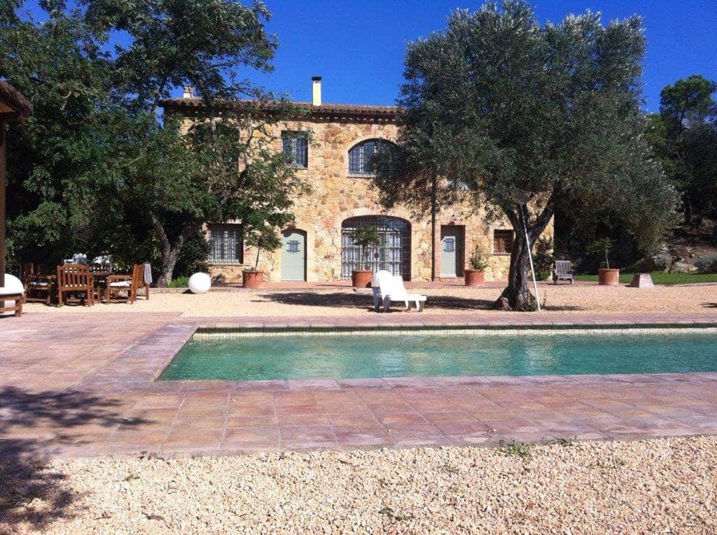 7 quarto Quinta/Casa Rural para venda em Pals com piscina garagem - 1 200 000 € (Ref: 4916017)