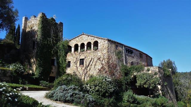 6 sypialnia Finka/Dom wiejski na sprzedaż w Cruilles Monells i Sant Sadurni de I'Heura z basenem garażem - 3 500 000 € (Ref: 4916018)