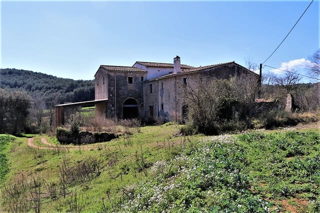 5 sypialnia Finka/Dom wiejski na sprzedaż w Queixas - 695 000 € (Ref: 4950135)