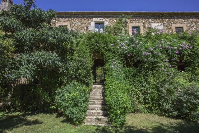 7 chambre Finca/Maison de Campagne à vendre à Crespia avec piscine - 1 750 000 € (Ref: 5667730)