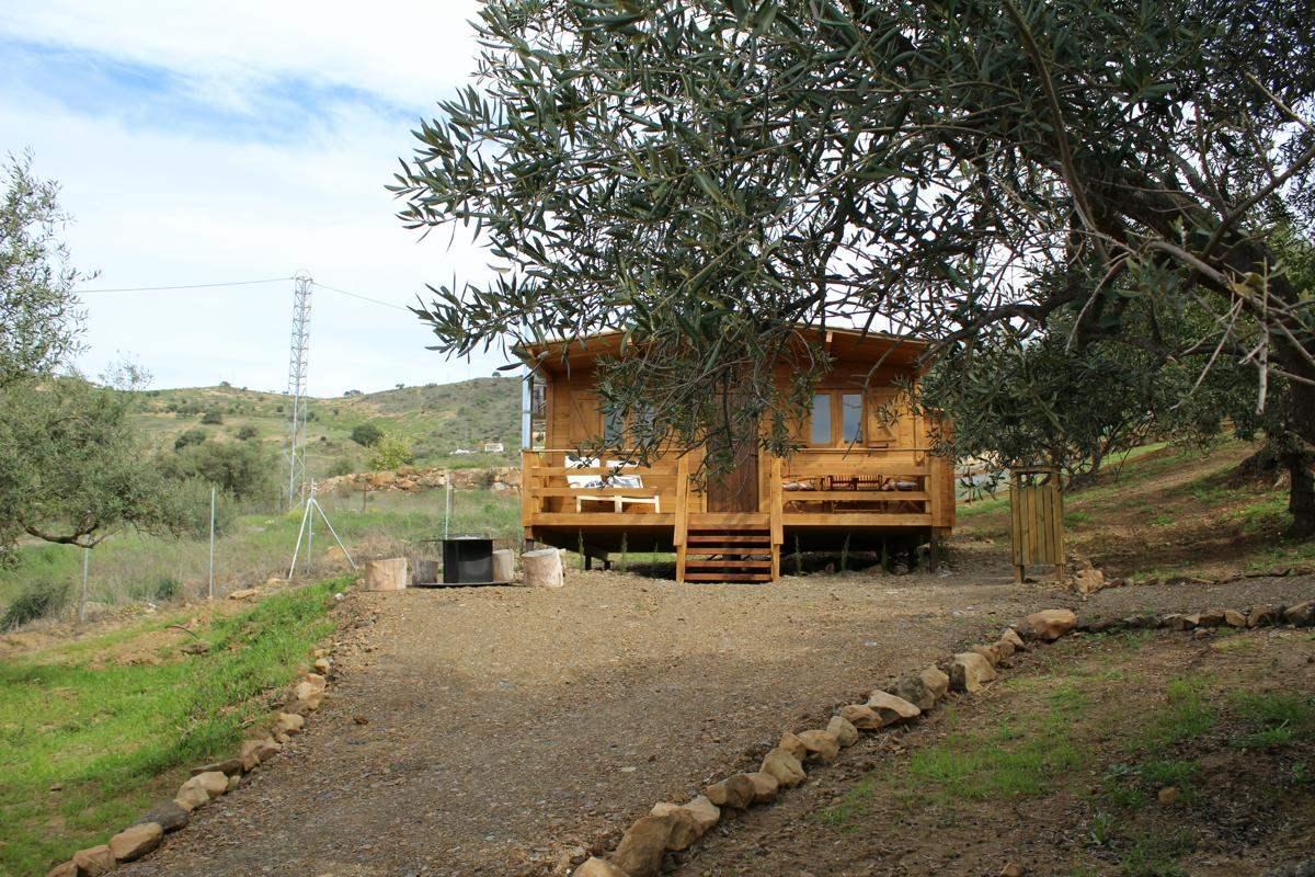 2 slaapkamer Houten huis te huur in Arroyo Coche (Casabermeja) - € 700 (Ref: 3886591)