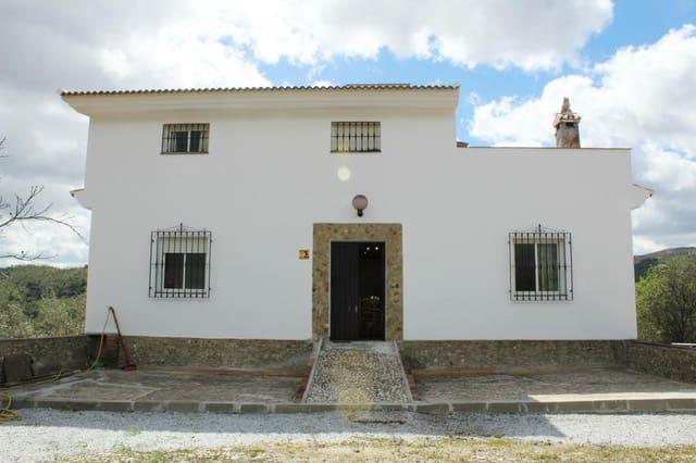 5 soveværelse Finca/Landehus til leje i Riogordo - € 800 (Ref: 6031027)