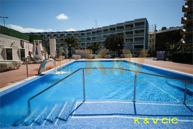 1 soveværelse Lejlighed til leje i Playa del Ingles - € 800 (Ref: 4797976)
