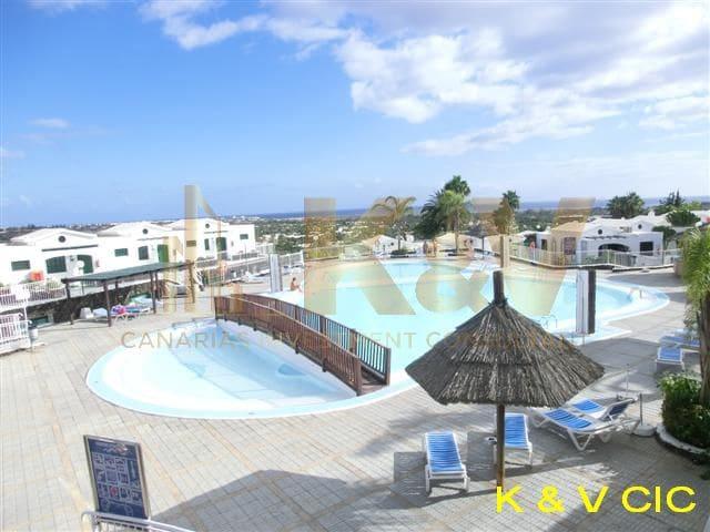 1 chambre Bungalow à vendre à Sonneland avec piscine - 140 000 € (Ref: 5662278)