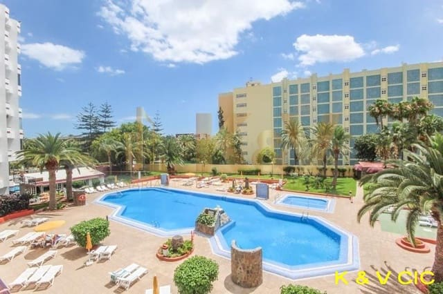 2 quarto Apartamento para venda em Playa del Ingles com piscina garagem - 175 000 € (Ref: 5971409)