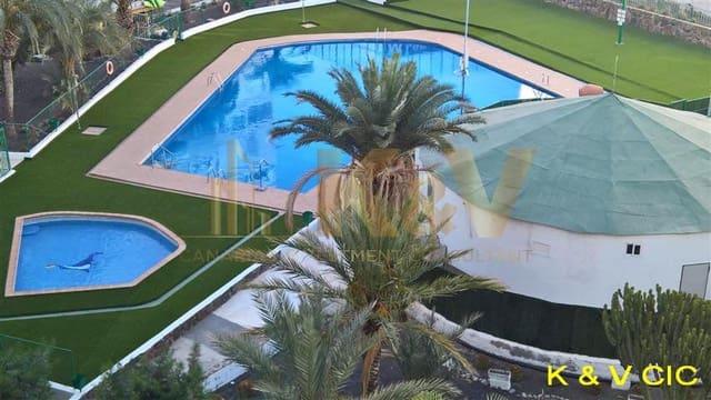 1 soveværelse Lejlighed til salg i Playa del Ingles med swimmingpool - € 89.000 (Ref: 5971425)