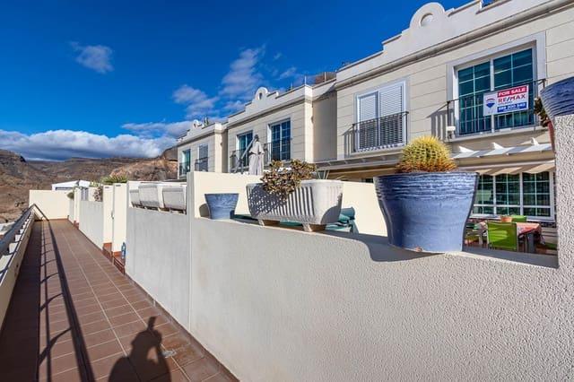 Adosado de 2 habitaciones en Puerto Rico en venta con piscina - 185.000 € (Ref: 5243196)