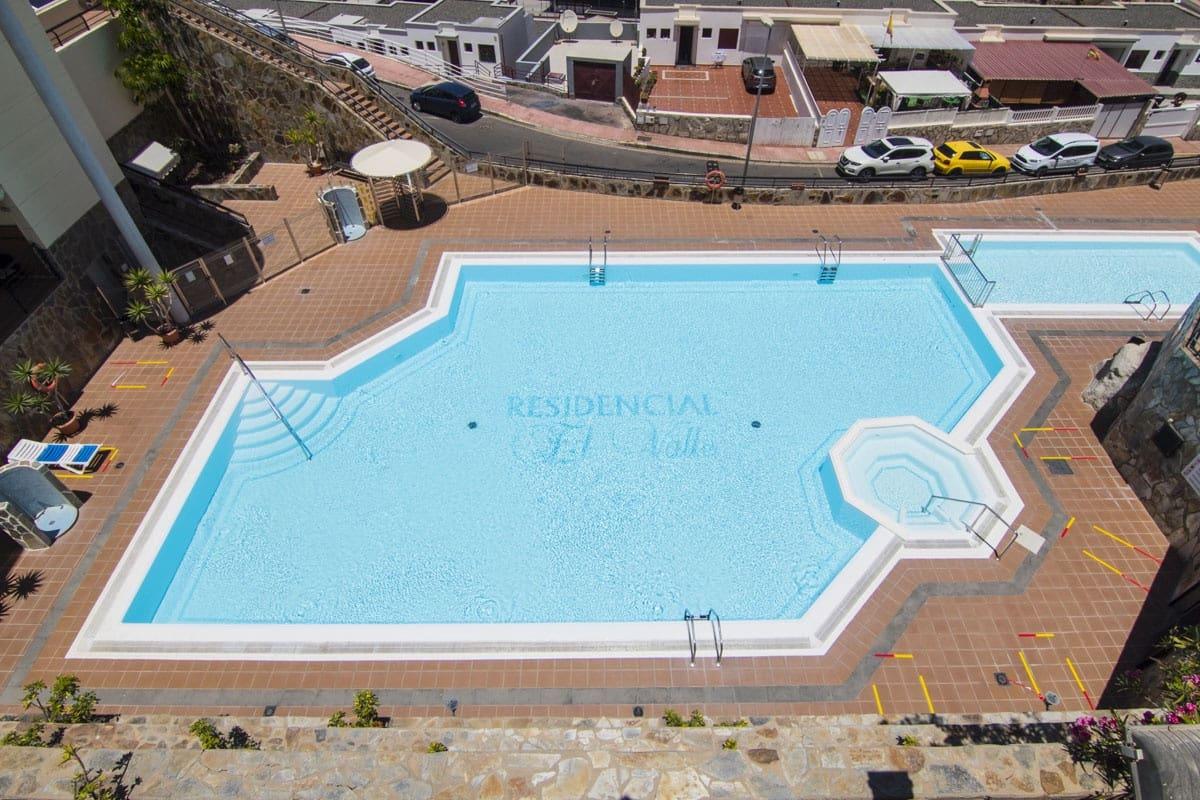 Adosado de 2 habitaciones en Puerto Rico en venta con piscina garaje - 230.000 € (Ref: 5327240)