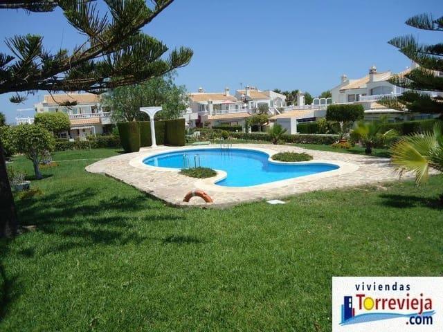 2 sypialnia Willa na kwatery wakacyjne w Torrevieja z basenem - 600 € (Ref: 3171263)