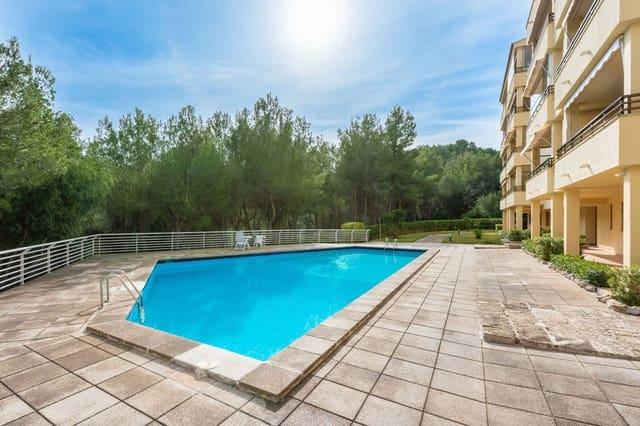 3 sypialnia Apartament do wynajęcia w Cas Catala z basenem garażem - 1 700 € (Ref: 4798430)