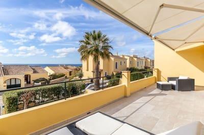 2 bedroom Semi-detached Villa for sale in Santa Ponsa with pool garage - € 995,000 (Ref: 5414553)