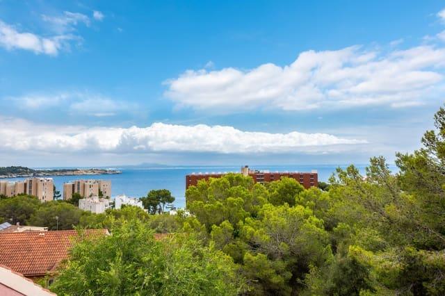 4 slaapkamer Halfvrijstaande villa te huur in Cas Catala met zwembad garage - € 1.800 (Ref: 5575465)