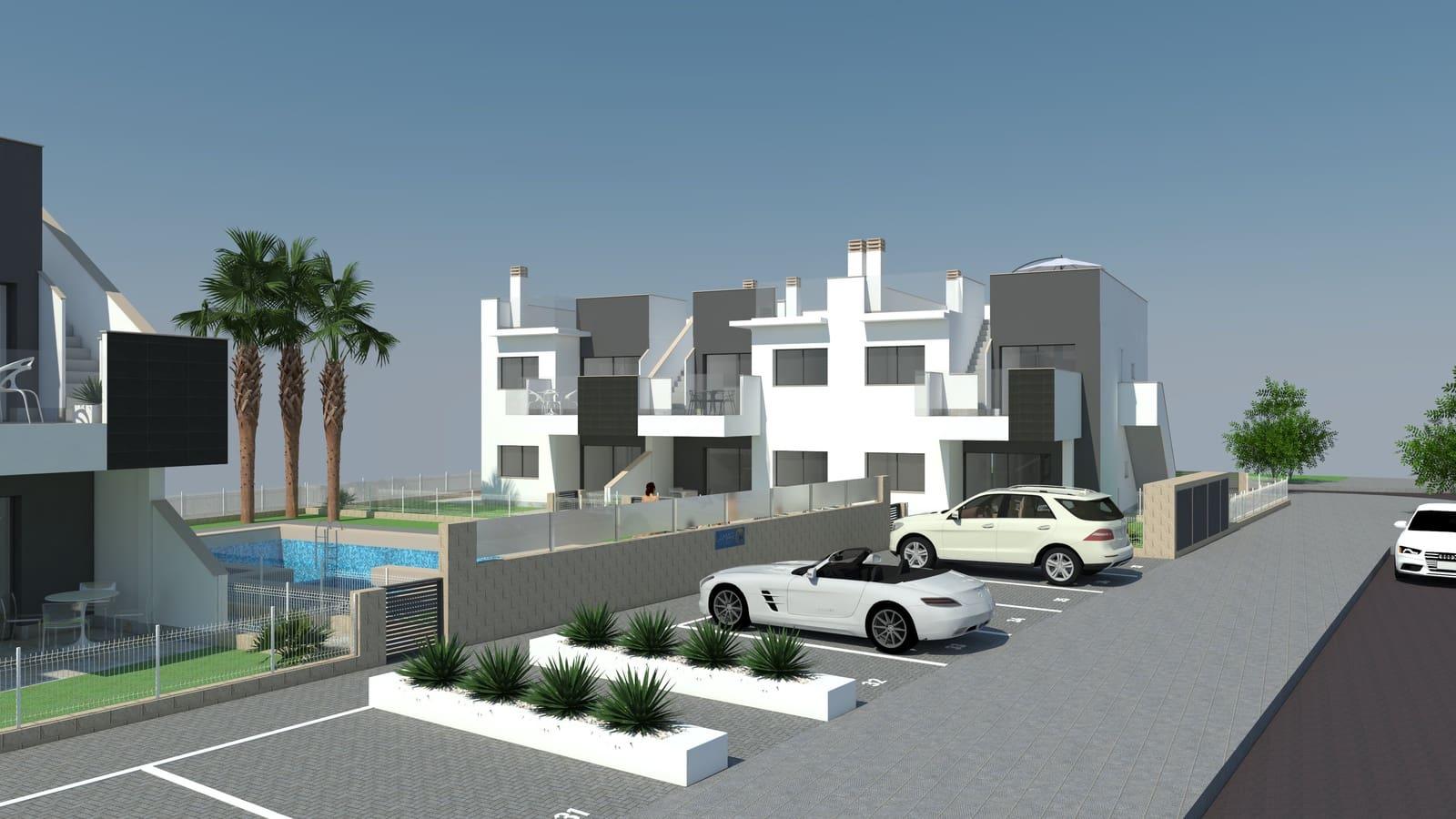 Apartamento de 3 habitaciones en Pilar de la Horadada en venta con piscina - 139.900 € (Ref: 4288864)