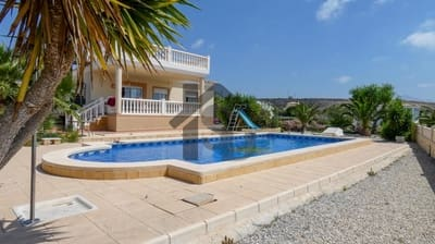 3 bedroom Villa for sale in Muchamiel / Mutxamel with pool - € 235,000 (Ref: 4653474)