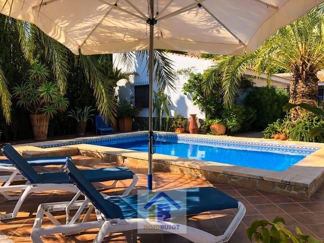 Chalet de 5 habitaciones en Moralet en venta con piscina - 499.000 € (Ref: 4800105)