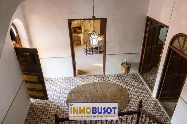 10 makuuhuone Huvila myytävänä paikassa Busot - 180 000 € (Ref: 4891037)
