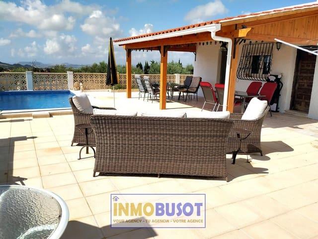 4 makuuhuone Huvila myytävänä paikassa Busot mukana uima-altaan - 280 000 € (Ref: 5561301)